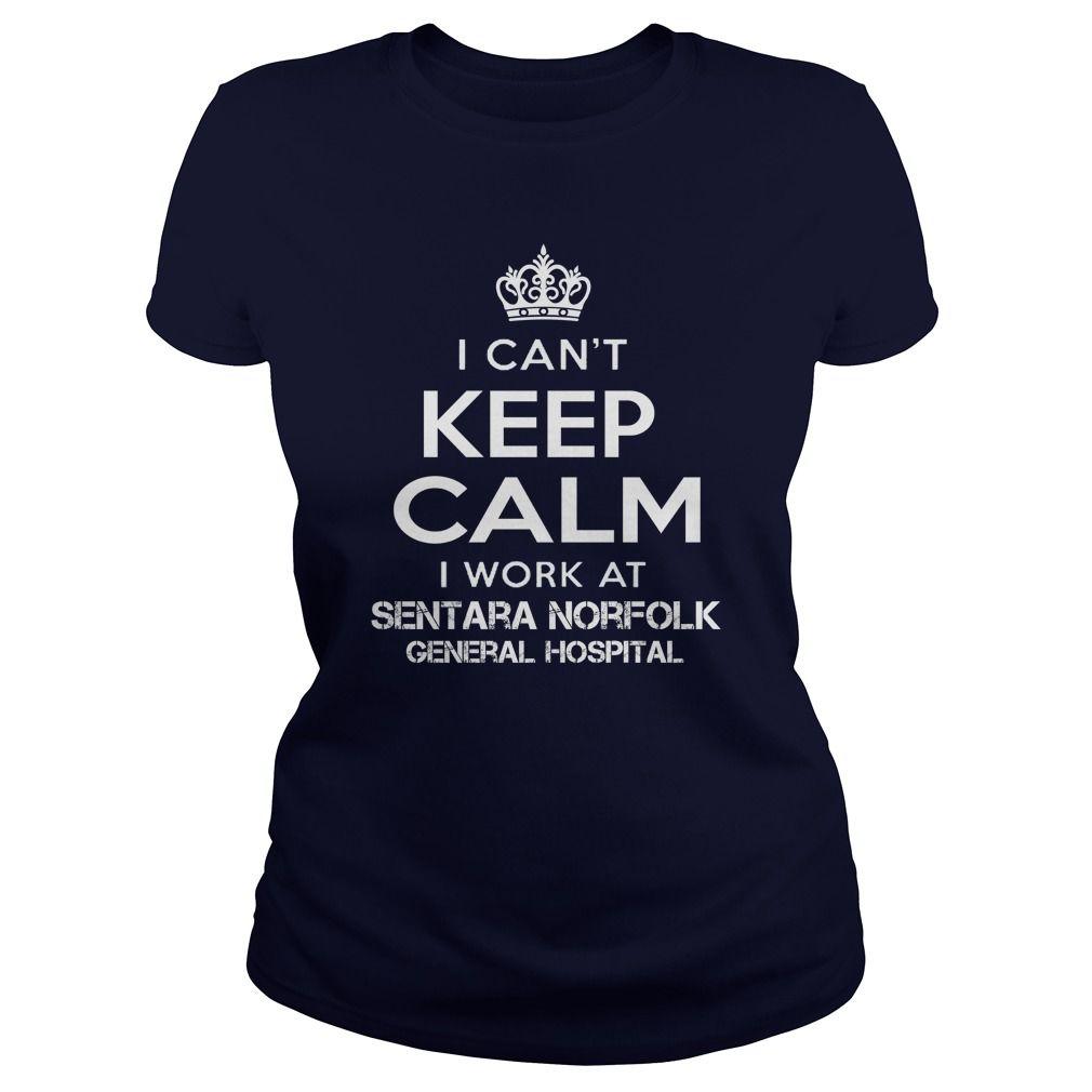 Sentara Norfolk General Hospital - Sentara Norfolk General Hospital (Hospital Tshirts)
