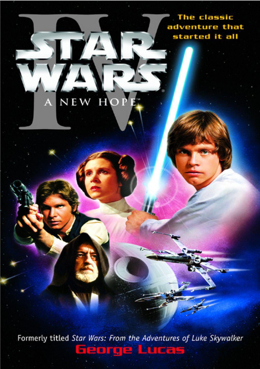 A New Hope Star Wars Episode Iv Ebook Star Wars Episoden Gute Filme Filme