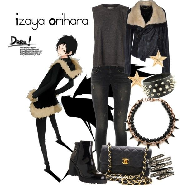 Izaya Orihara (With images) | Casual cosplay, Anime ...
