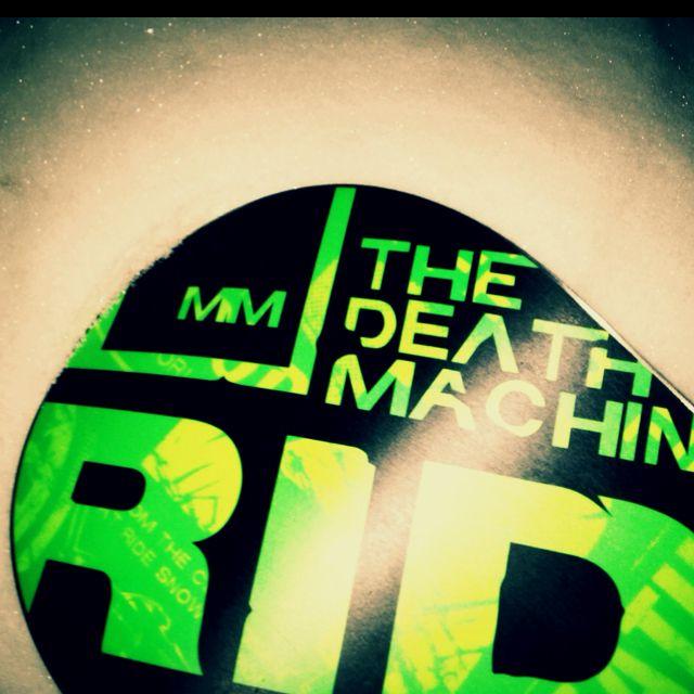 Ride - The death machine!