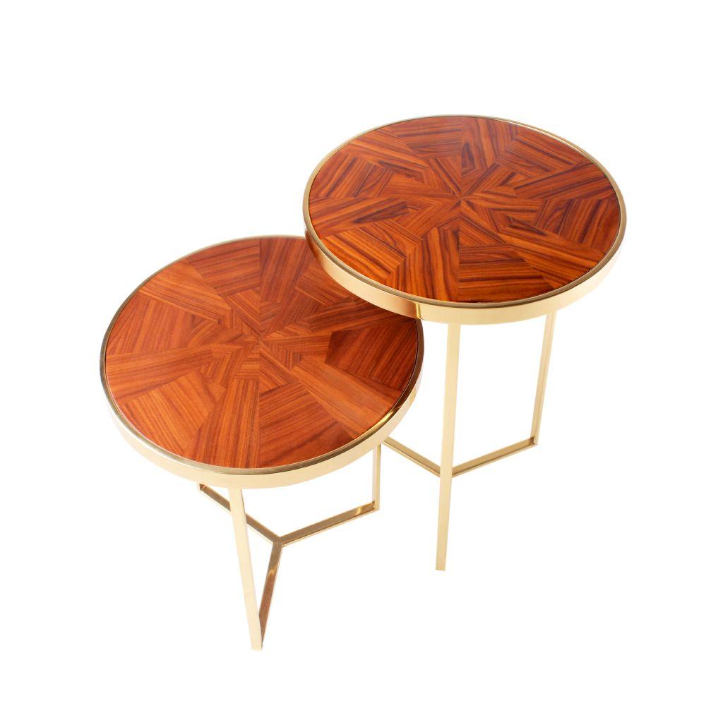 Tarsia Nesting Table Table Nesting Tables Table Settings