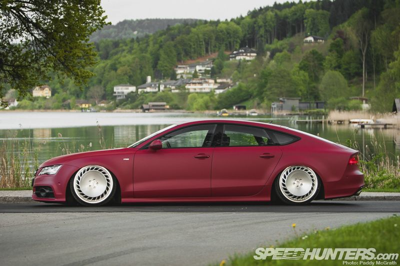 messer is more the turbo fan audi a7 speedhunters in 2020 audi a7 audi new audi car pinterest