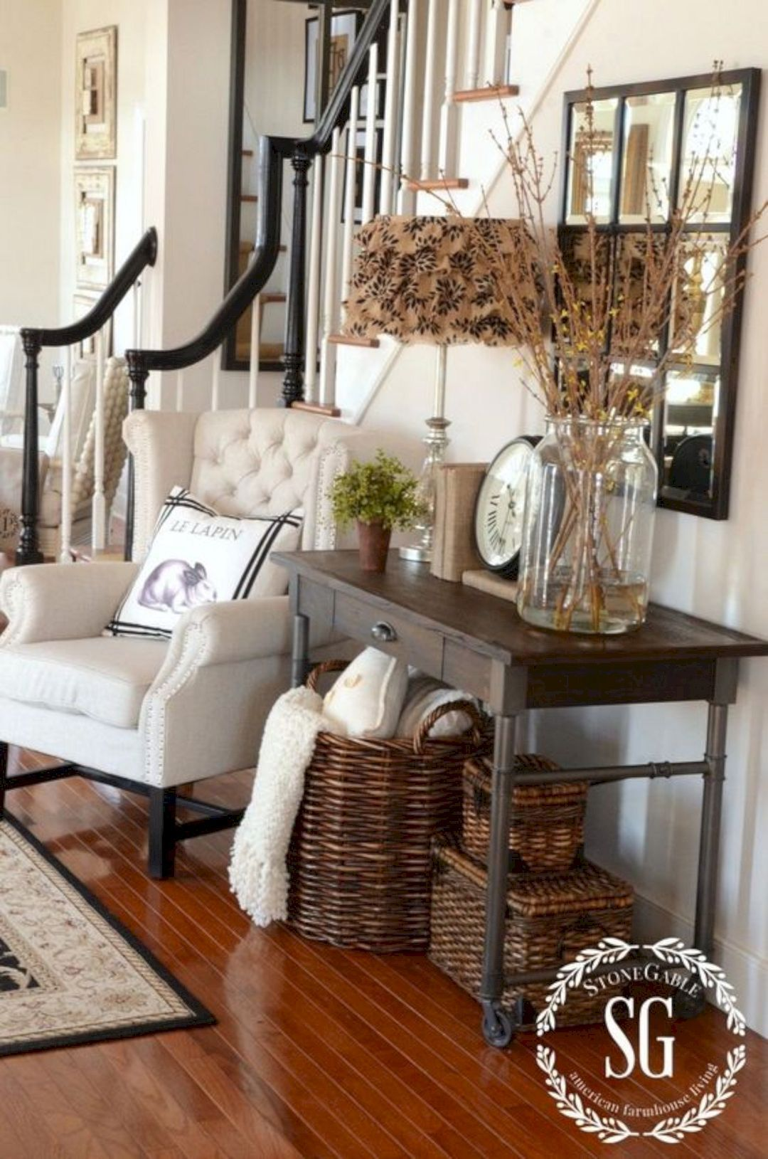 16 Awesome Foyer Furniture Ideas Farm House Living Room Home