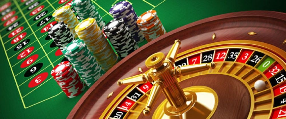 Casino table Image Source