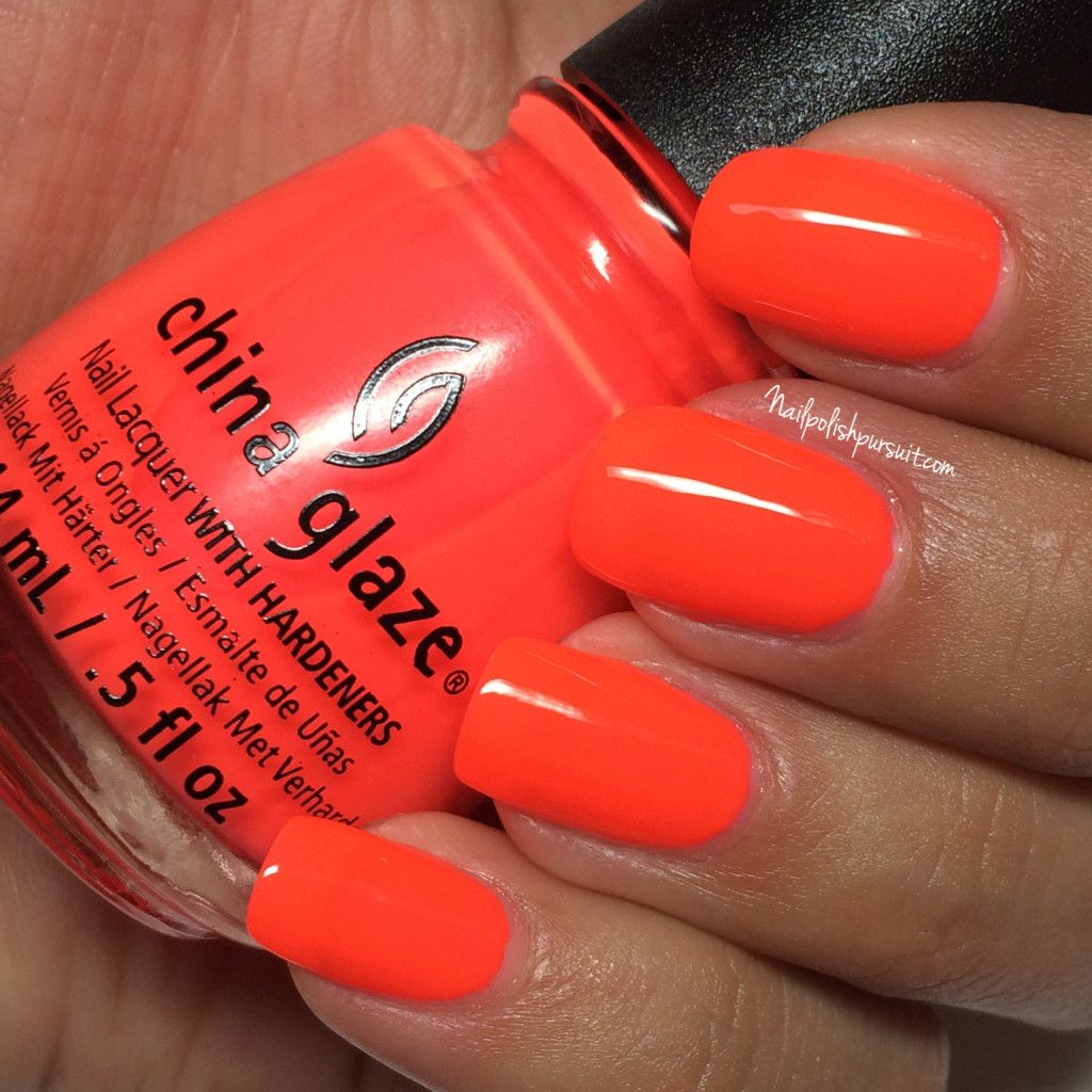Pool Party by China Glaze