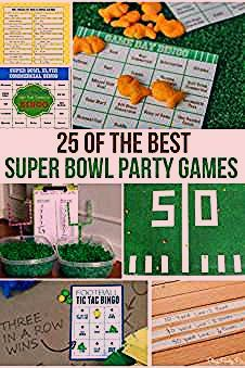 Photo of 30 of the Best Super Bowl Party Games for Fans of All Ages!
