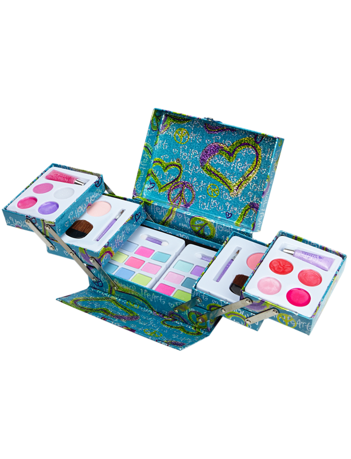 Justice make up Kids makeup, Kids make up set, Justice