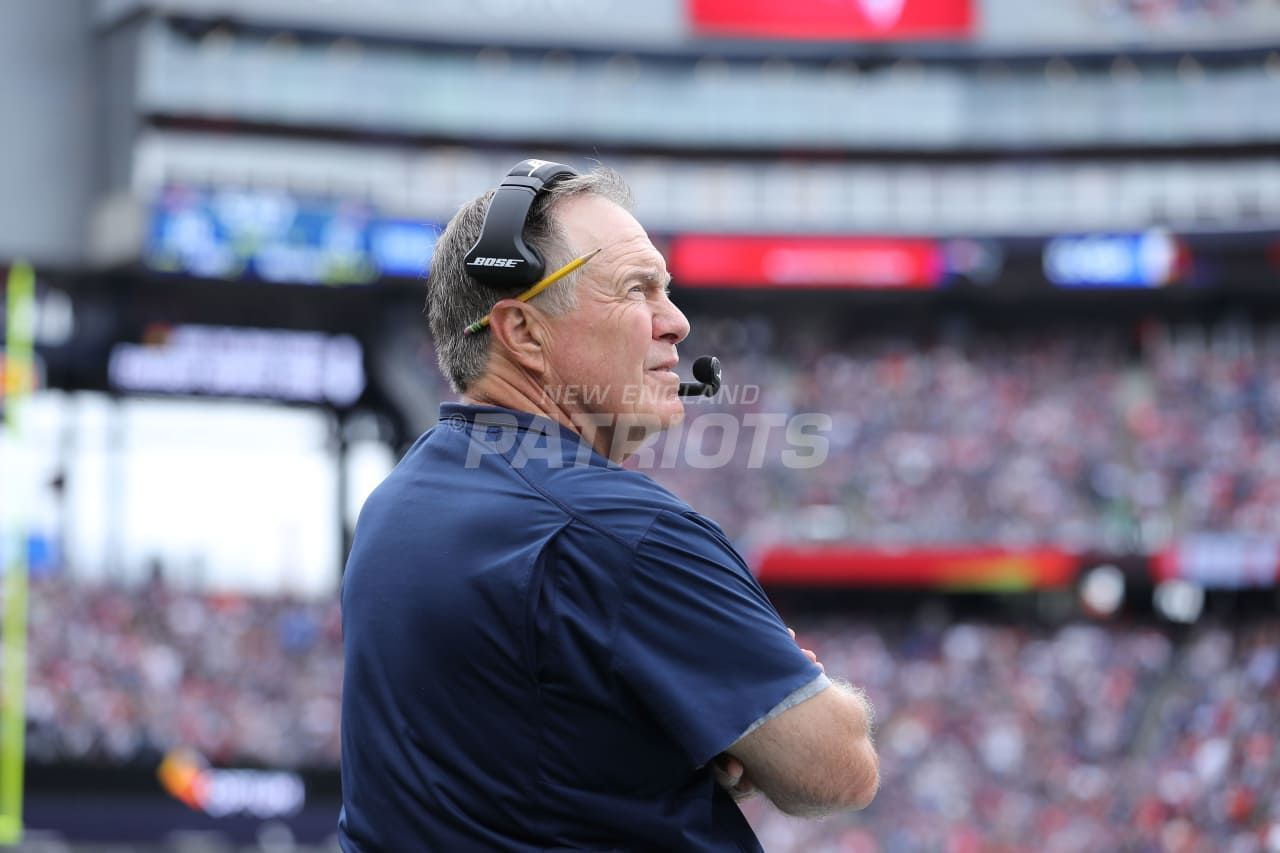 Patriots Head Coach Bill Belichick Nflheadcoach Patriots Bill Belichick Texans
