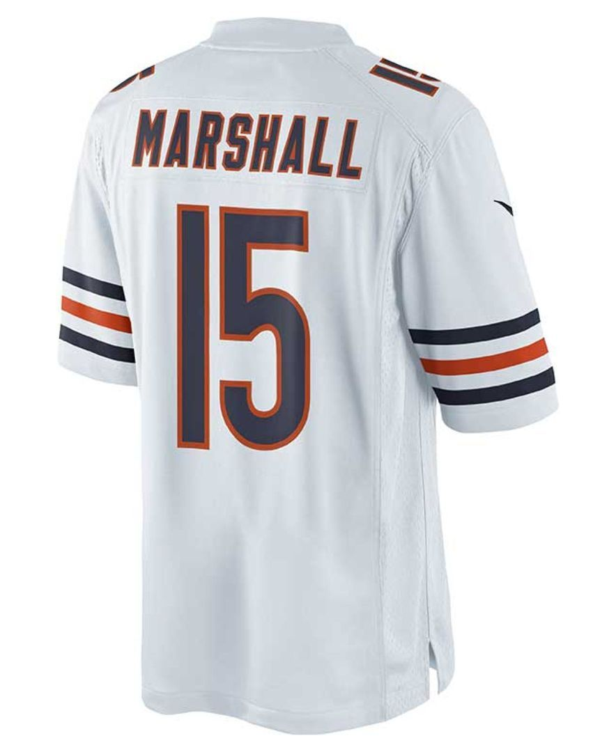 Nike Men's Brandon Marshall Chicago Bears Limited Jersey