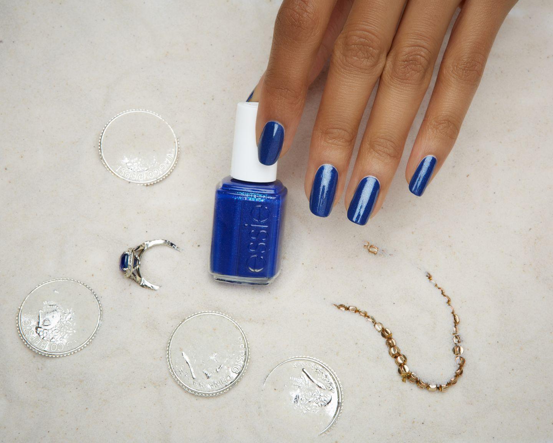 We treasure nothing more than a fresh essie manicure.|| DBP, Toluene ...