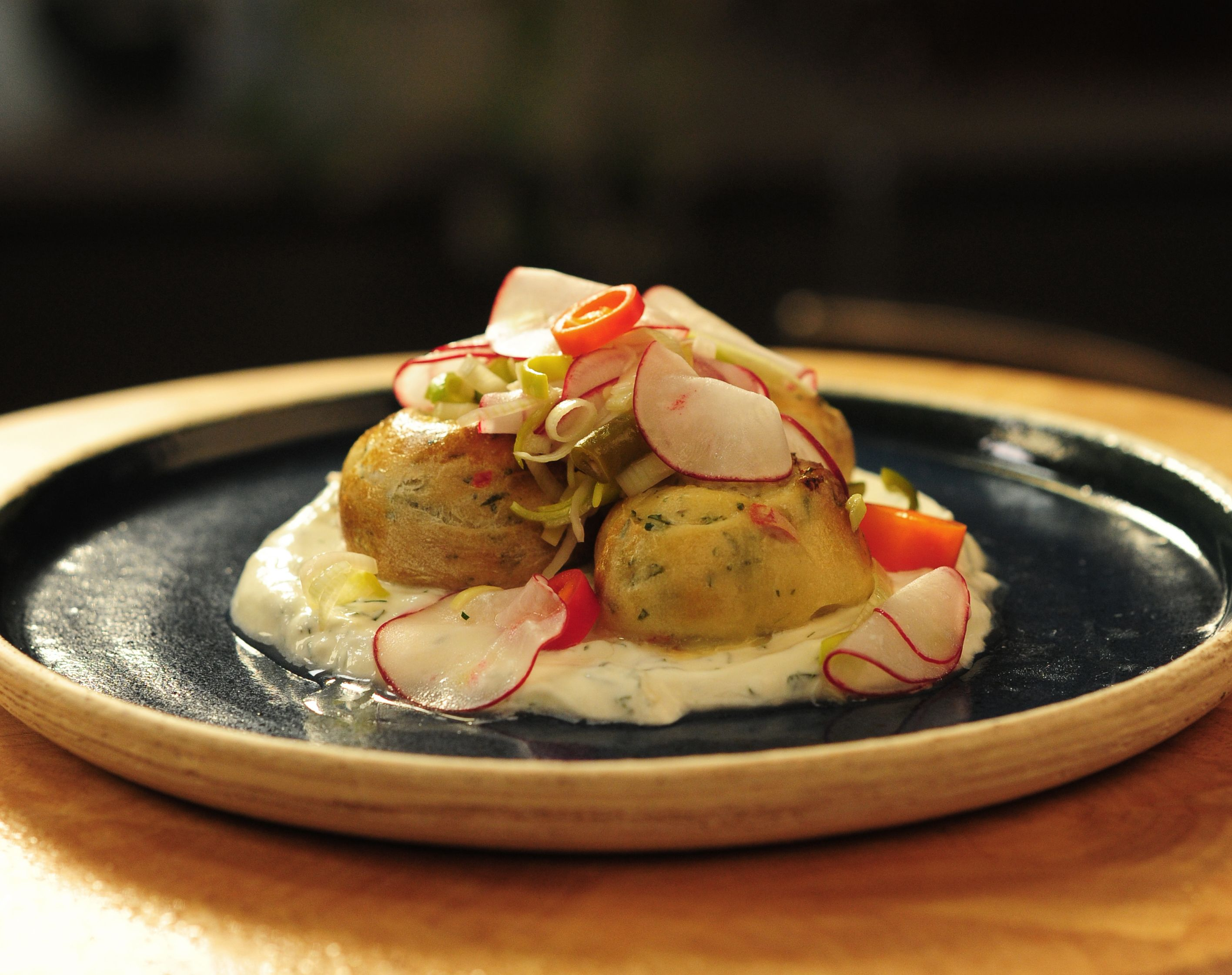 Pin by suman jolly on yum bakes pinterest chicken dumplings baked chicken dumplings with pickled chilli rachel khoos mini sausage rolls with a yoghurt sauce and salad forumfinder Choice Image