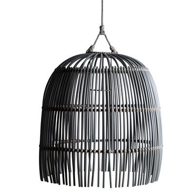 Aruba Outdoor pendant M (frame only)(22.75x22.75x25.25) | jeffan ...