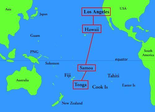 Resultado de imagen de mapa de tonga