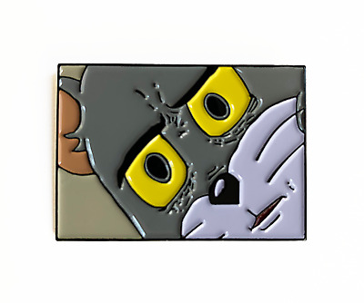 Details about Unsettled Tom Meme - Concerned Tom & Jerry ...