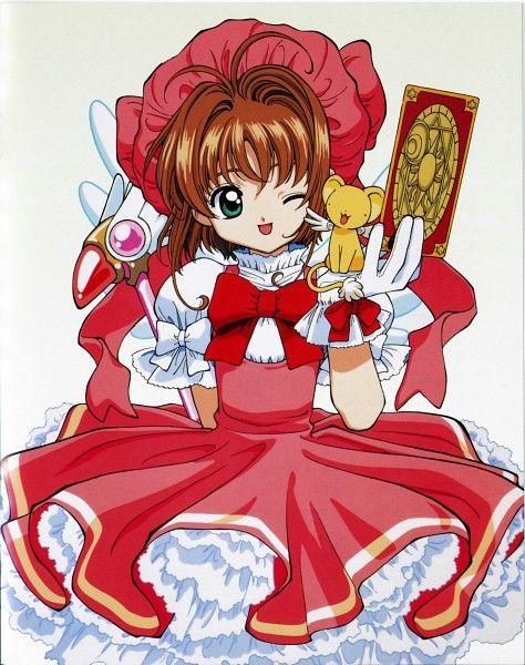 Tags Anime Cardcaptor Sakura Kinomoto Sakura Madhouse Scan