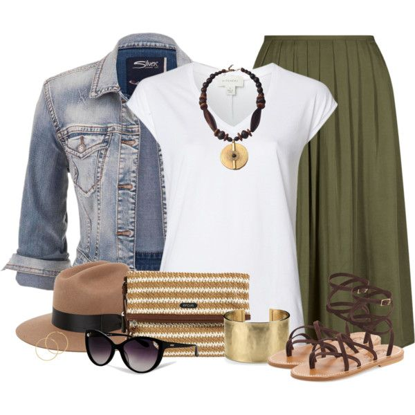 Spring Sunnies Cute Outfits Fashion Casual Outfits