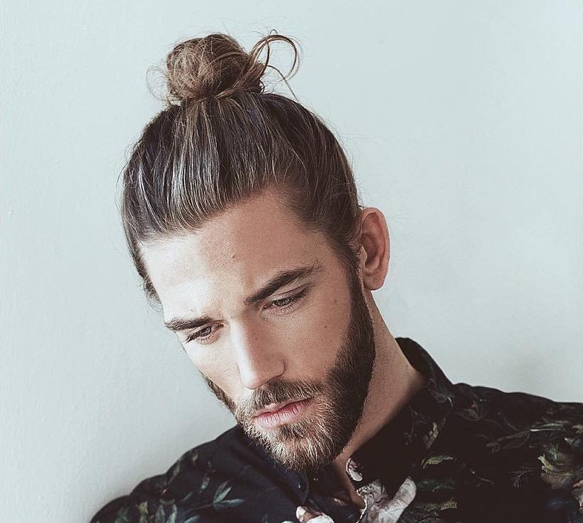 21 Man Bun Styles Keep Your Long Hair Pulled Back Looking Stylish Long Hair Styles Men Man Bun Hairstyles Hair And Beard Styles