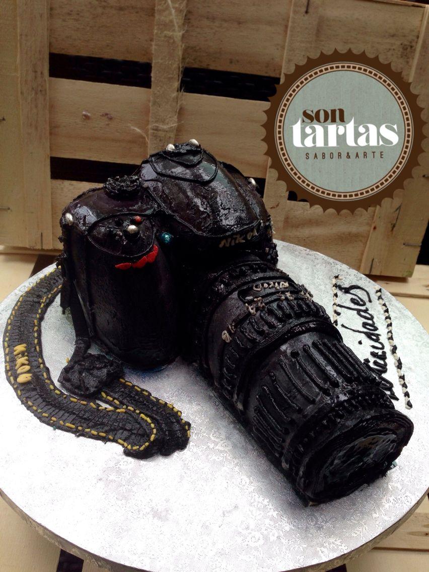 Tarta cámara  fotos de chocolate y de vainilla con Lemon curd... Hecho por Sontartas
