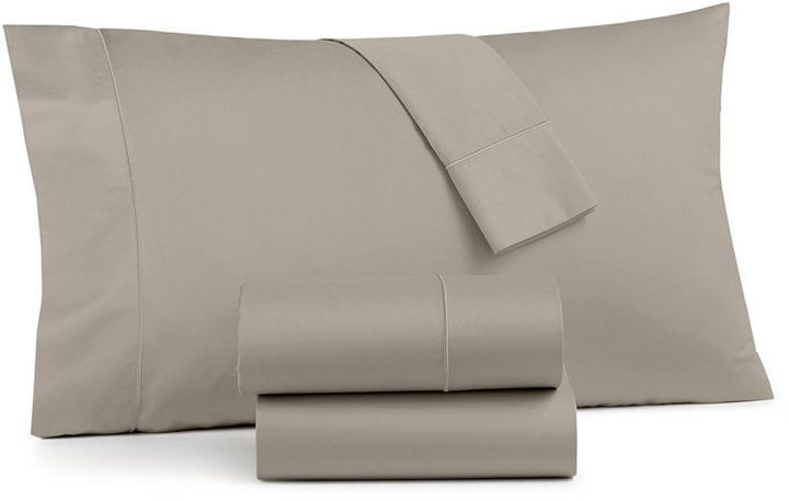 charter club sleep luxe 4 pc full sheet set 800 thread count 100 cotton created for macy s bedding