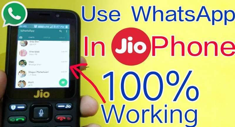 How To Install Whatsapp On Jio Phone Jio 4g Phone 1500 Phone Installation Antivirus