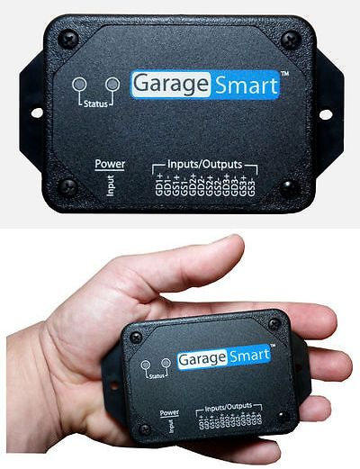 Garage Door Remotes 85899 Wifi Garage Door Opener Controls Up To