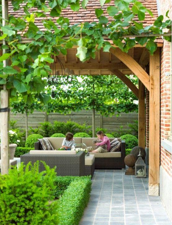 Pin by Maegan Jones on greenhouse lounge Pinterest Remodeling - jardin japonais chez soi