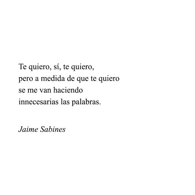 Poesia Amorosa Jaime Sabines Pdf Download
