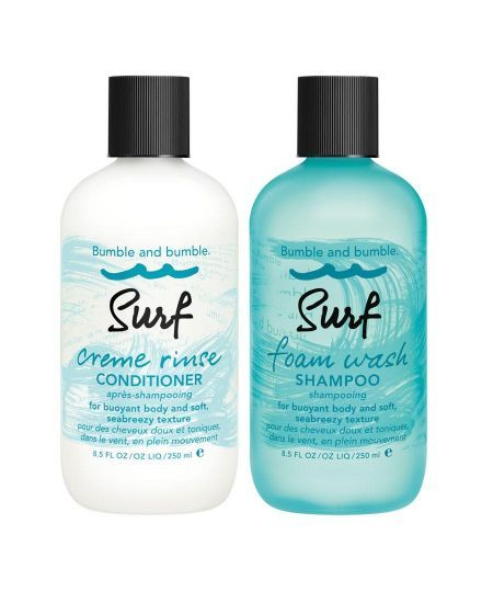 Editor S Picks Summer Beauty Edition Surf Foam Wash Shampoo 24 Bumble And Bumble Surf Creme R Surf Hair Bumble And Bumble Bumble And Bumble Surf Spray