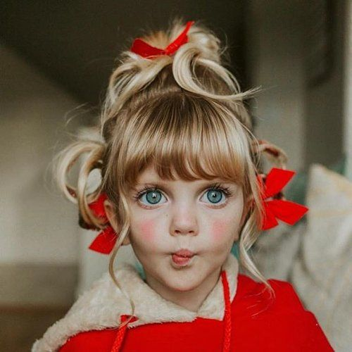 """@ministylemag on Instagram: """"Cindy Lou Who ☺️"""