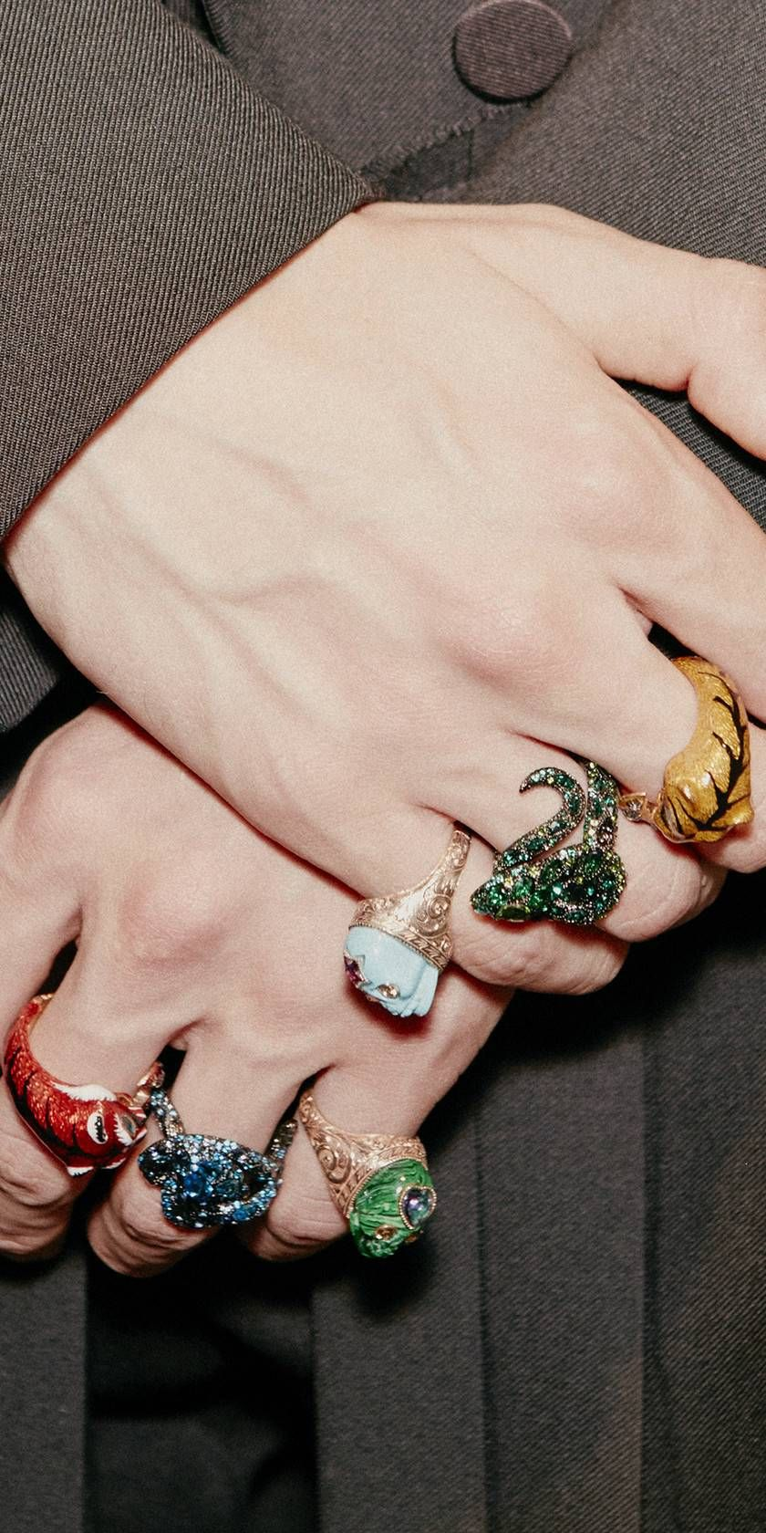 f68ae92be Le Marché des Merveilles ring | Christmas2k8teen | Jewelry, Rings, Gucci