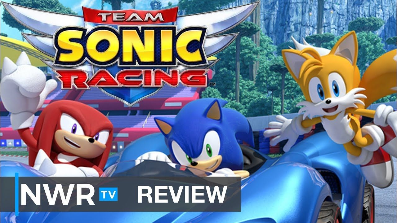 Team Sonic Racing (Nintendo Switch) Review Sonic