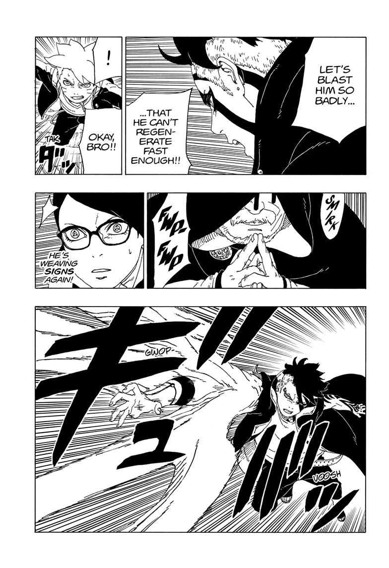 Boruto Chapter 40 : boruto, chapter, Boruto:, Naruto, Generations, Chapter, Boruto,, Funny, Memes,
