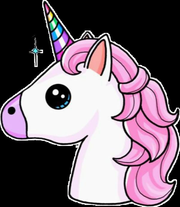 Freetoedit Tumblr Unicorn Magic Kawaii Cute Remixit Dibujos