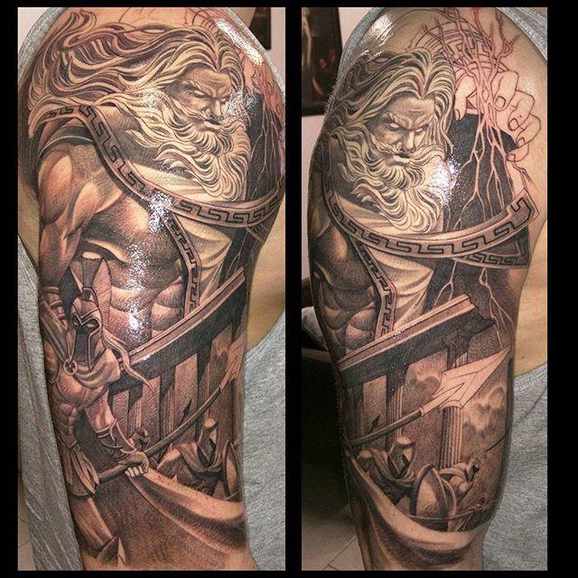 Multiple Tattoo Sleeve: Tattoo Sleeves Or Sleeve Tattoos Generally Consist Of