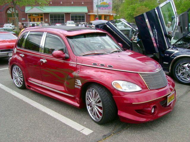 2001 Chrysler Pt Cruiser Pt Cruiser Accessories Chrysler Pt