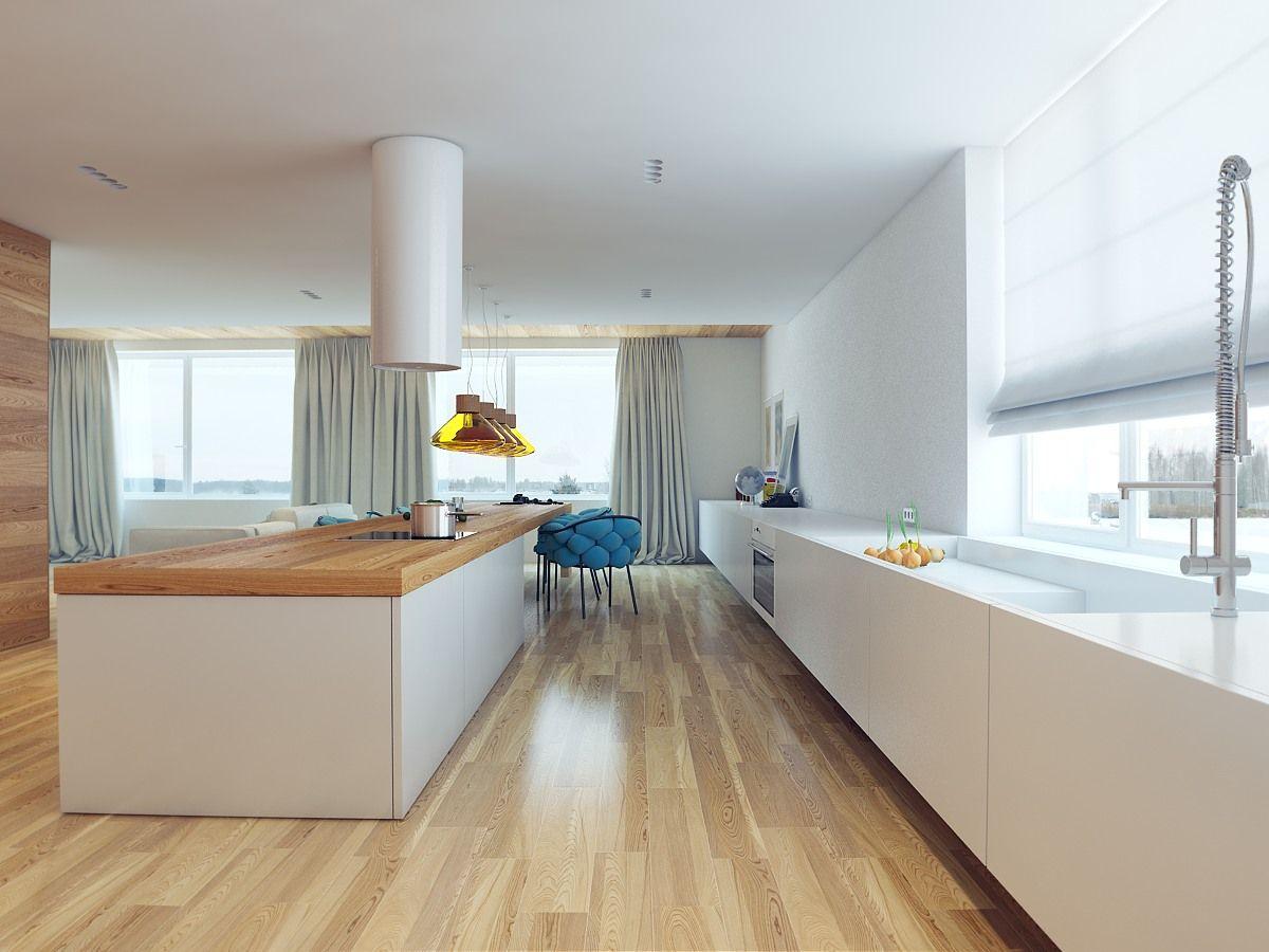 Apartment By Modom In St Petersberg Ryssia Foto C Dmitriy
