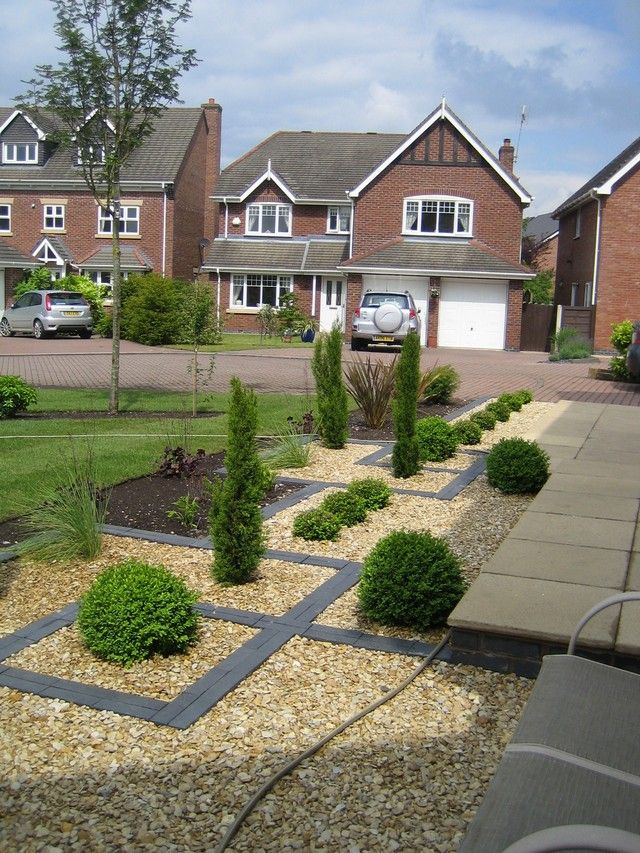 Garden ideas uk, Gravel front garden ideas, Backyard ...