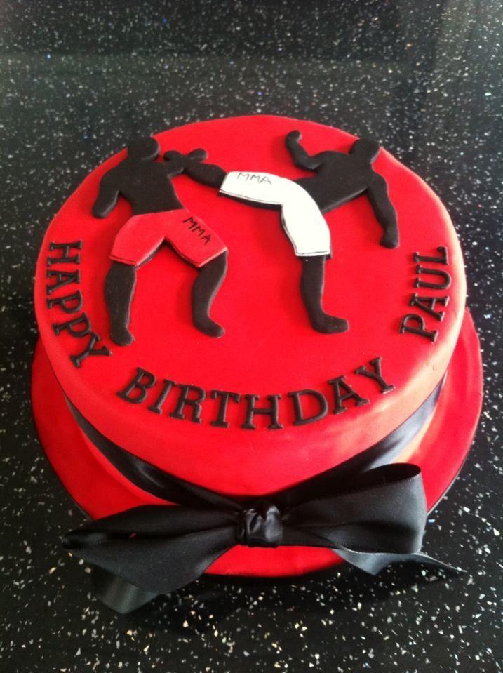 Mma Birthday Cake Mma Sweet Treats Birthday Cake Cake