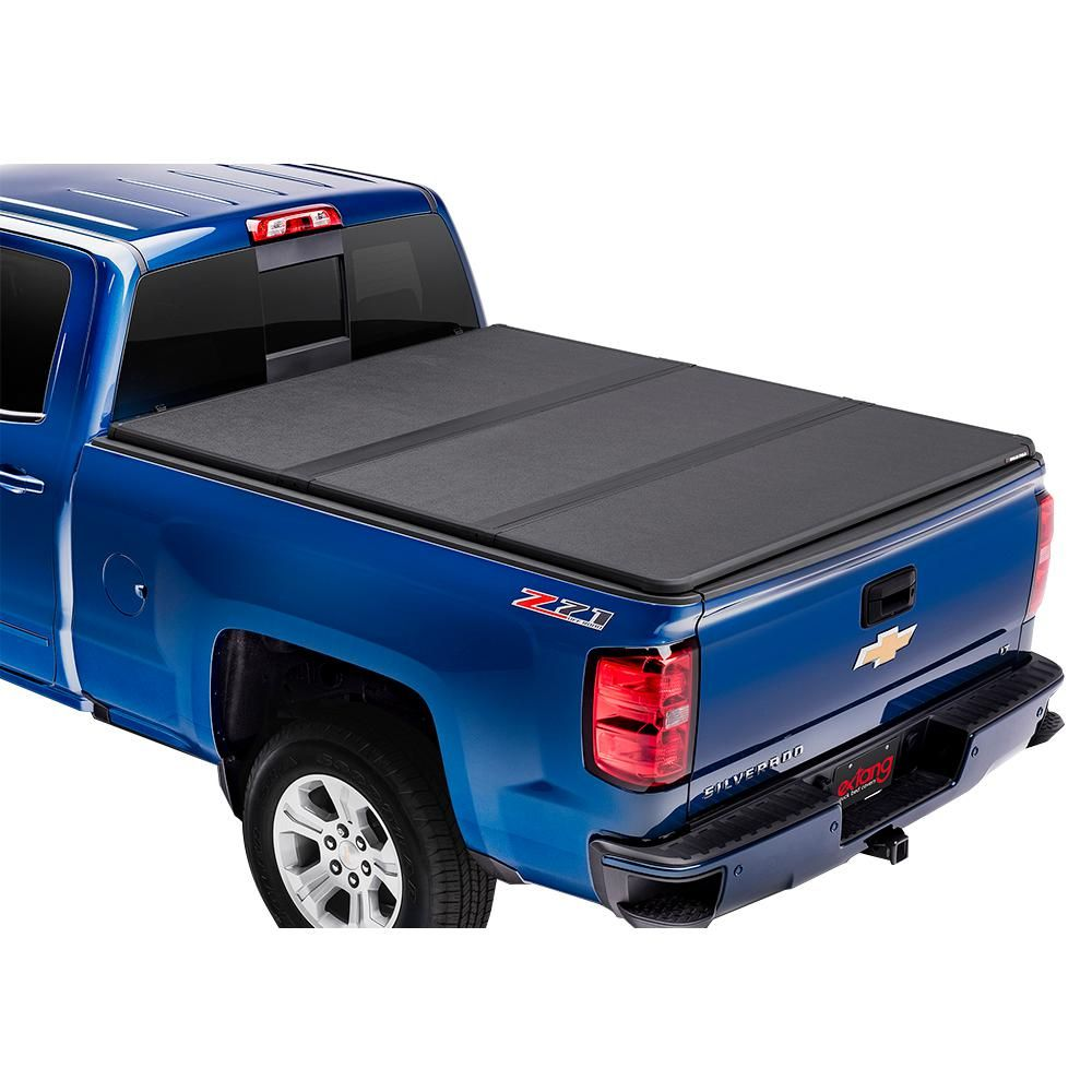 Extang Solid Fold 2 0 Tonneau Cover For 20 Jeep Gladiator Jt Without Trail Rail System 83895 In 2020 Tonneau Cover Chevy Silverado Tri Fold Tonneau Cover