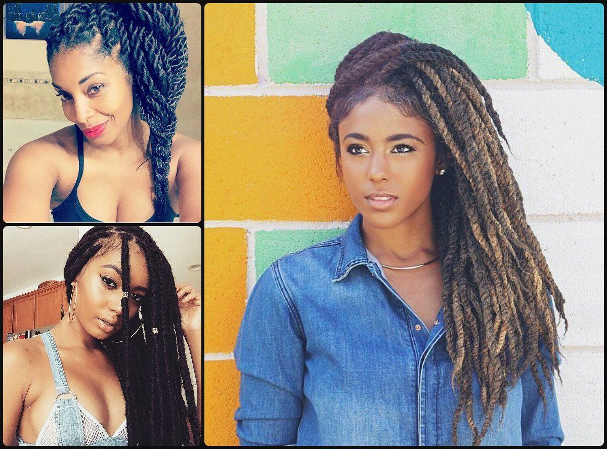 extensiones de cabello y negro mujeres trenzas 2016 | black women