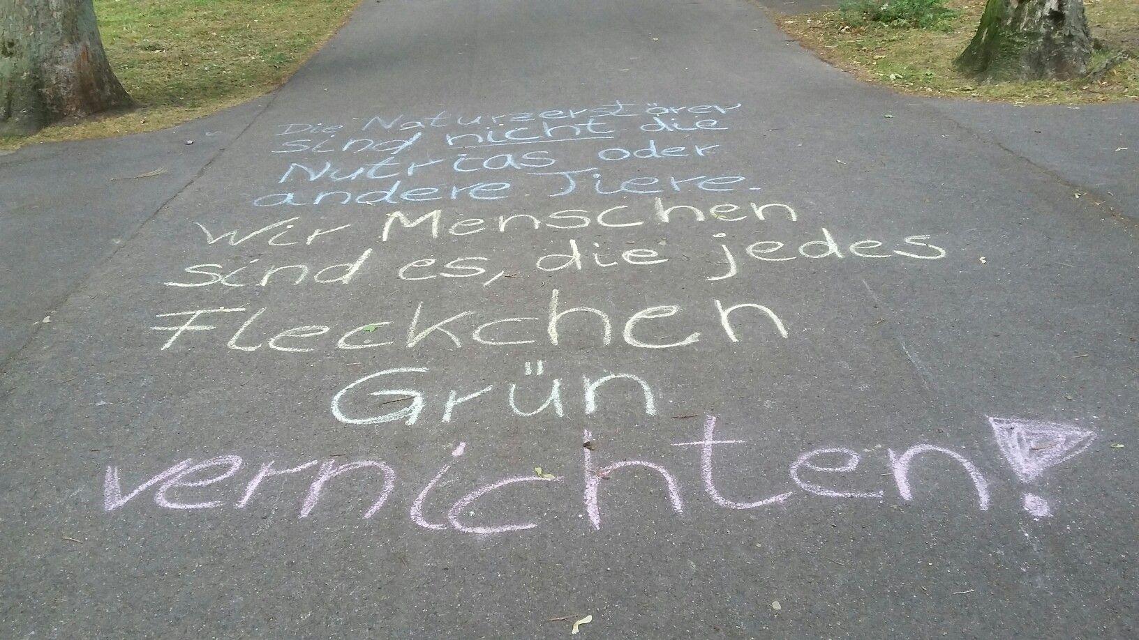 Kreideschrift