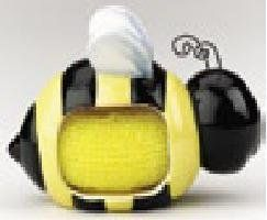 bumble bee kitchen | ... : BUMBLE BEE sponge SCRUBBY HOLDER kitchen ...
