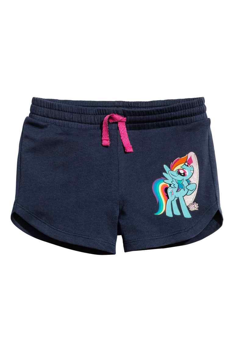 Singlet en short van tricot - Wit/My Little Pony - KINDEREN | H&M NL