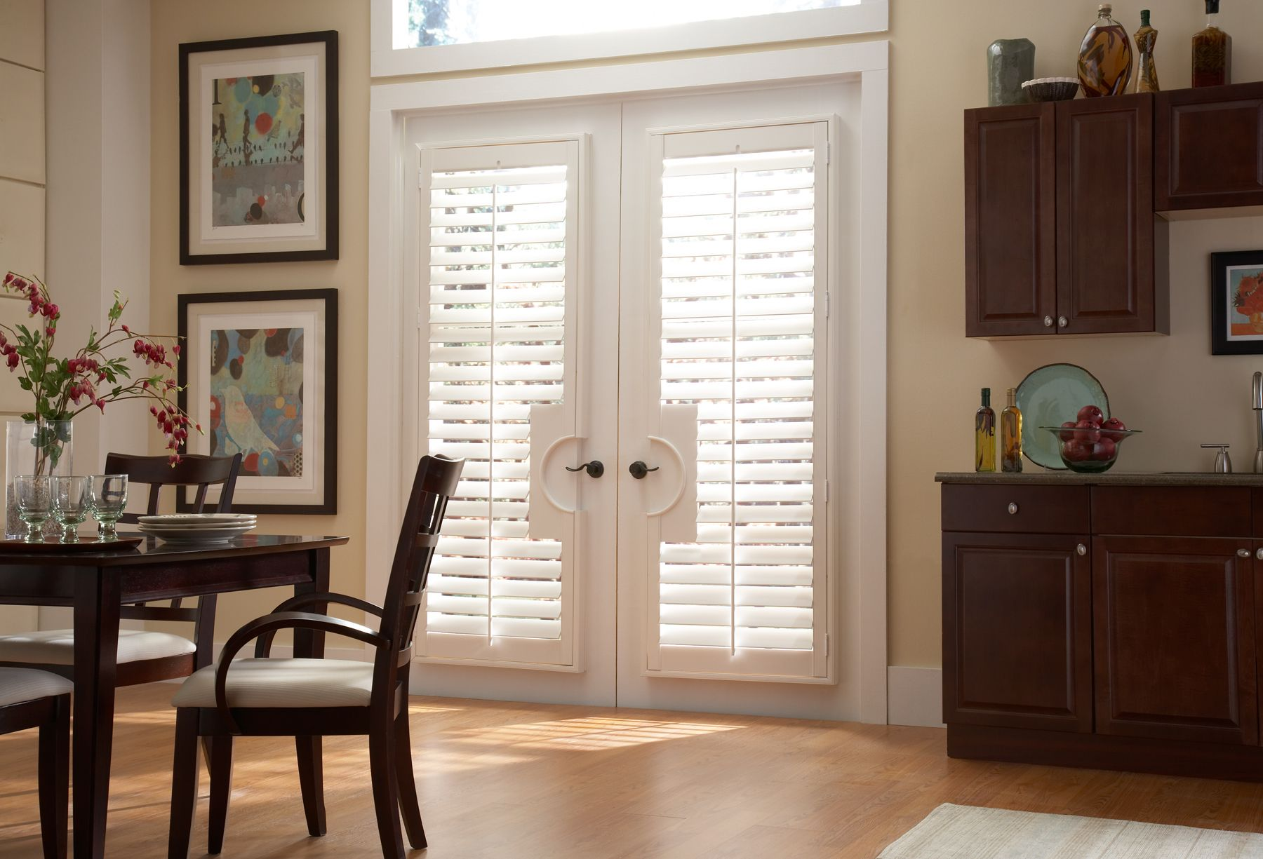 Plantation Doors Plantation Shutters Shutter On French