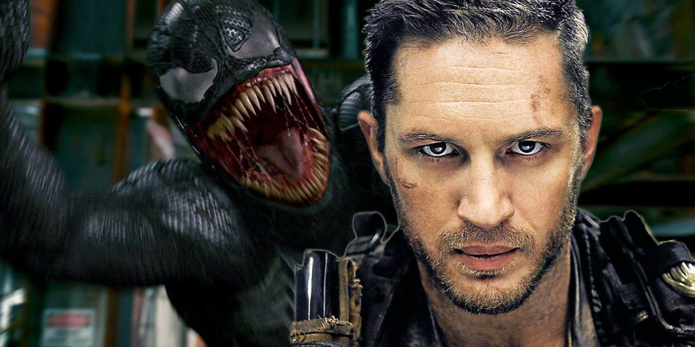 Here S What Tom Hardy Could Look Like As Venom Tom Hardy Spider Man Marvel