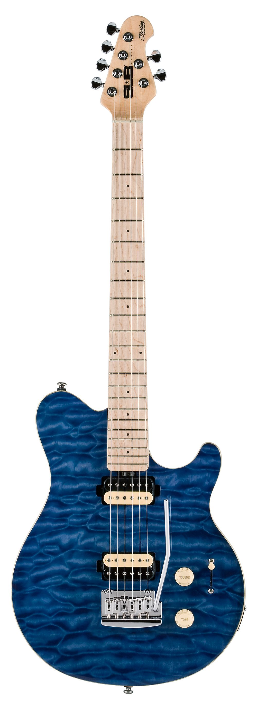 This Is A Poor Man S Version Of Eddie Van Halen S Wolfgang Guitar That S Been Made By Peavey Ernie Ball And Cool Electric Guitars Cool Guitar Electric Guitar