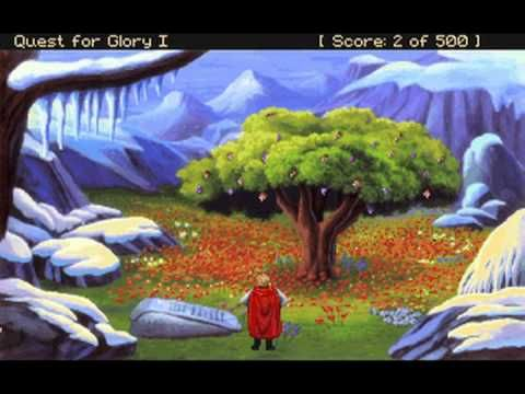 Erana S Peace Quest For Glory I Vga On A Roland Mt 32