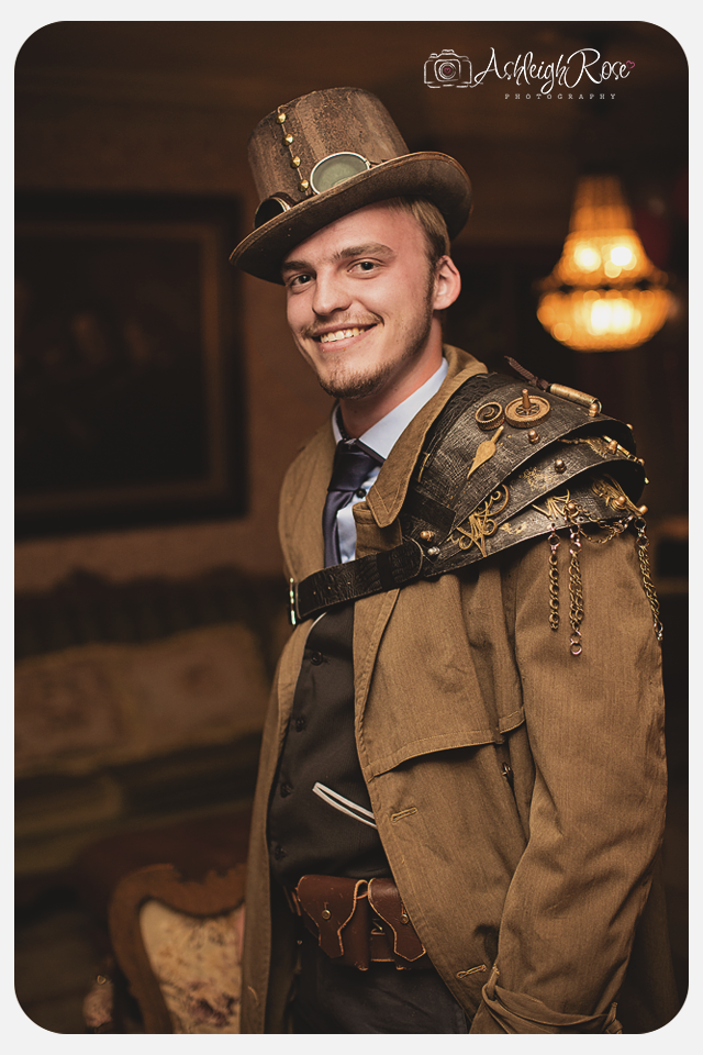 Steampunk 40th Birthday Party at Morrells | Johannesburg Events Photographer