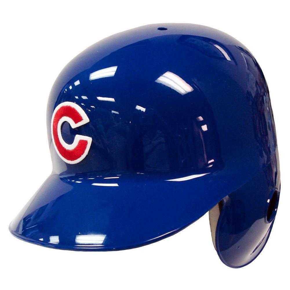 Rawlings Mlb Full Size Authentic Batting Helmet Chicago Cubs Batting Helmet Helmet Chicago Cubs