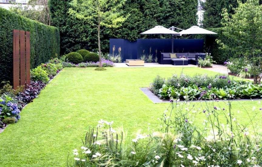 15 Gartengestaltung 200 Qm Gartenarchitektur Garten Neu Anlegen Gartengestaltung